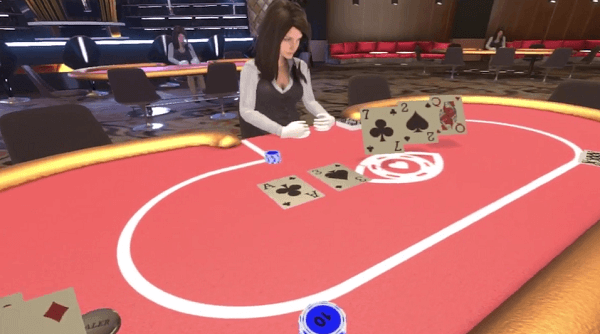 Virtual Reality Casinos