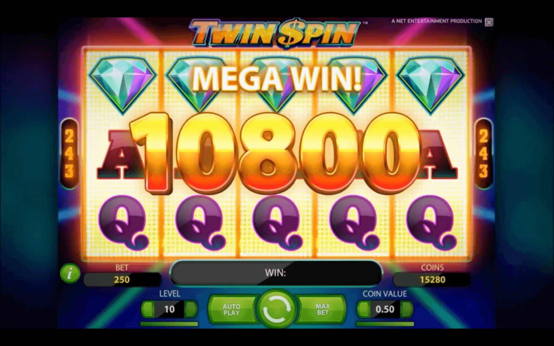 Twin Spins Slots